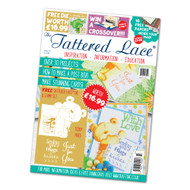 Tattered Lace Die - The Tattered Lace Magazine - Issue 37