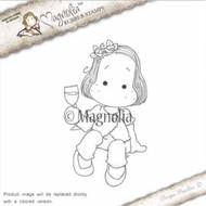 Magnolia Stamps - Recipe Card - Wine Tasting Tilda