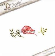 Magnolia Stamps - Recipe Card - Shrimp 1