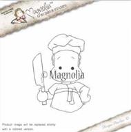 Magnolia Stamps - Recipe Card - Chef Edwin