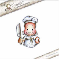 Magnolia Stamps - Recipe Card - Chef Edwin 1