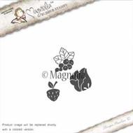 Magnolia Stamps - Recipe Card - Berries