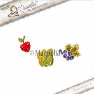 Magnolia Stamps - Recipe Card - Berries  1
