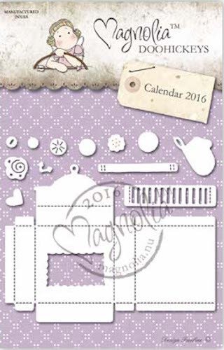 Magnolia Stamps DooHickey - Oven