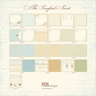 Pion Design - The Songbirds Secret - 12 X 12 Complete Collection