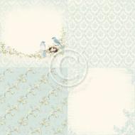Pion Design - The Songbirds Secret - 6 x 6 Nesting Birds