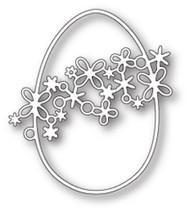 Memory Box Die - Pristine Egg - Craft Die (MB-99630)