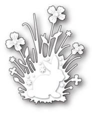 Memory Box Die - Bunny Silhouette - Craft Die (MB-99662)
