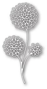 Memory Box Die - Magnificent Mum Bouquet - Craft Die (MB-99653)