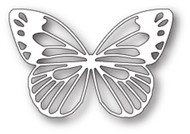Poppystamps Craft Die - Powell Butterfly Craft Die (PS-1709)