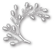 Poppystamps Craft Die - Twisted Oak Branch Craft Die (PS-1753)