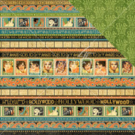 Graphic 45 - Vintage Hollywood - Glitz and Glammer (VHG45 - 1526)