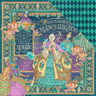 Graphic 45 - Midnight Masquerade - Midnight Masquerade (MMG45 - 1540)