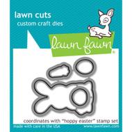 Lawn Fawn - Lawn Cuts - Hoppy Easter (LF1320)