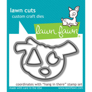Lawn Fawn - Lawn Cuts - Hang In There (LF1312)