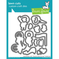 Lawn Fawn - Lawn Cuts - Bicycle Built For You (LF1324)