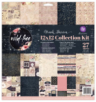 Prima Marketing - 12x12 Collection Kit - Wild & Free (PM-992262)