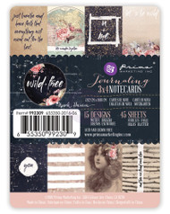 Prima Marketing - Wild & Free - 3x4 Journaling Cards (PM-992309)