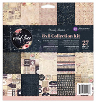 Prima Marketing - Wild & Free - 8x8 Collection Kit (PM-992286)