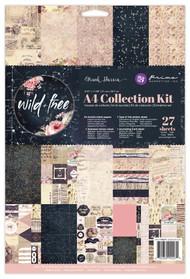 Prima Marketing - Wild & Free - A4 Collection Kit (PM-992279)