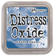 Tim Holtz Distress Oxide Ink - Faded Jeans