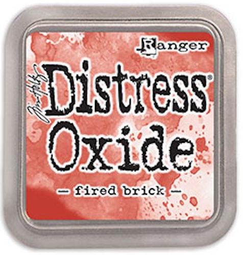 Tim Holtz Distress Oxide Ink - Fired Brick