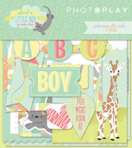 Photoplay - About A Little Boy - Ephemera Cardstock Die-cuts- Pre Order