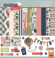 Photoplay -Boarding Pass- Collection Pack