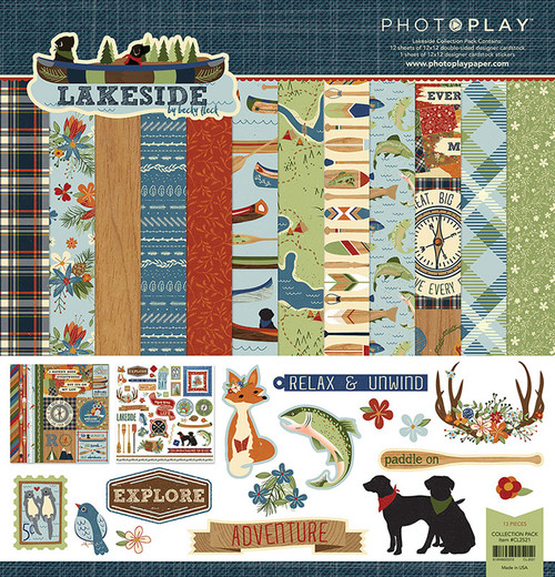 Photoplay -Lakeside- Collection Pack - Pre Order