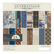 Authentique - Rugged 6x6 Paper Pad (RUG011)