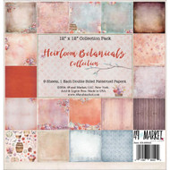 49 and Market - Heirloom Botanicals 12x12 - Collection Pack (49M-343430)