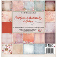 49 and Market - Heirloom Botanicals 6x6 - Collection Pack (49M-343431)