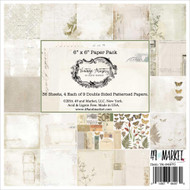 49 and Market - Vintage Artistry 6x6 - Collection Pack (49M-343318)
