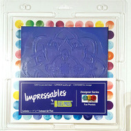 Gel Press - Impressables - Rose Mandala (GP-10815-JEN02)
