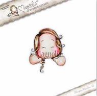 Magnolia Stamps - Lovely Emojis - Wihoo Emoji Tilda