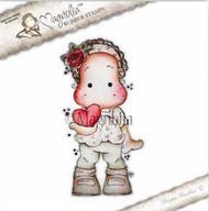 Magnolia Stamps - Lovely Emojis - Cause I Love You Tilda