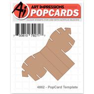 Art Impressions - PopCard - Template (AI4862)