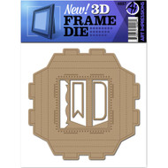 Art Impressions - Craft Die - 3D Frame (AI4887)