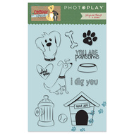 Photoplay - Cooper & Friends - Polymer Stamps
