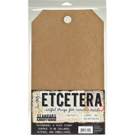 Tim Holtz Etcetera Large Tag Thickboard (THETC 001)
