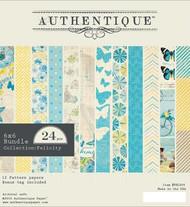 Authentique - 6x6 Paper Pad - Felicity (FEL099)