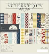 Authentique - 6x6 Paper Pad - Homestead (HMS015)