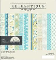 Authentique - 6x6 Paper Pad - Cuddle Boy (BCD019