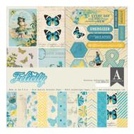 Authentique - 12x12 Collection Kit - Felicity (FEL010)