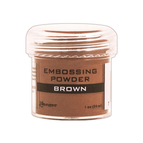 Ranger - Embossing Powder - Brown (EPJ 36555)