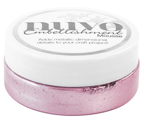 Nuvo Embellishment Mousse – LILAC LAVENDER – 801N