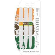 Nuvo Aqua Flow Pens - Autumn Woodland (890N)