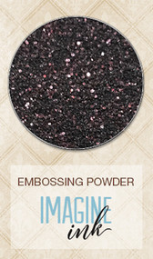 Blue Fern Studios - Embossing Powder - Dark Chocolate