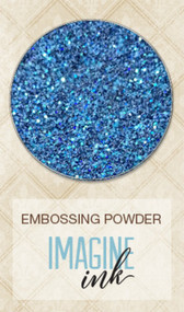 Blue Fern Studios - Embossing Powder - Stormy Seas