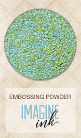 Blue Fern Studios - Embossing Powder - Seafoam